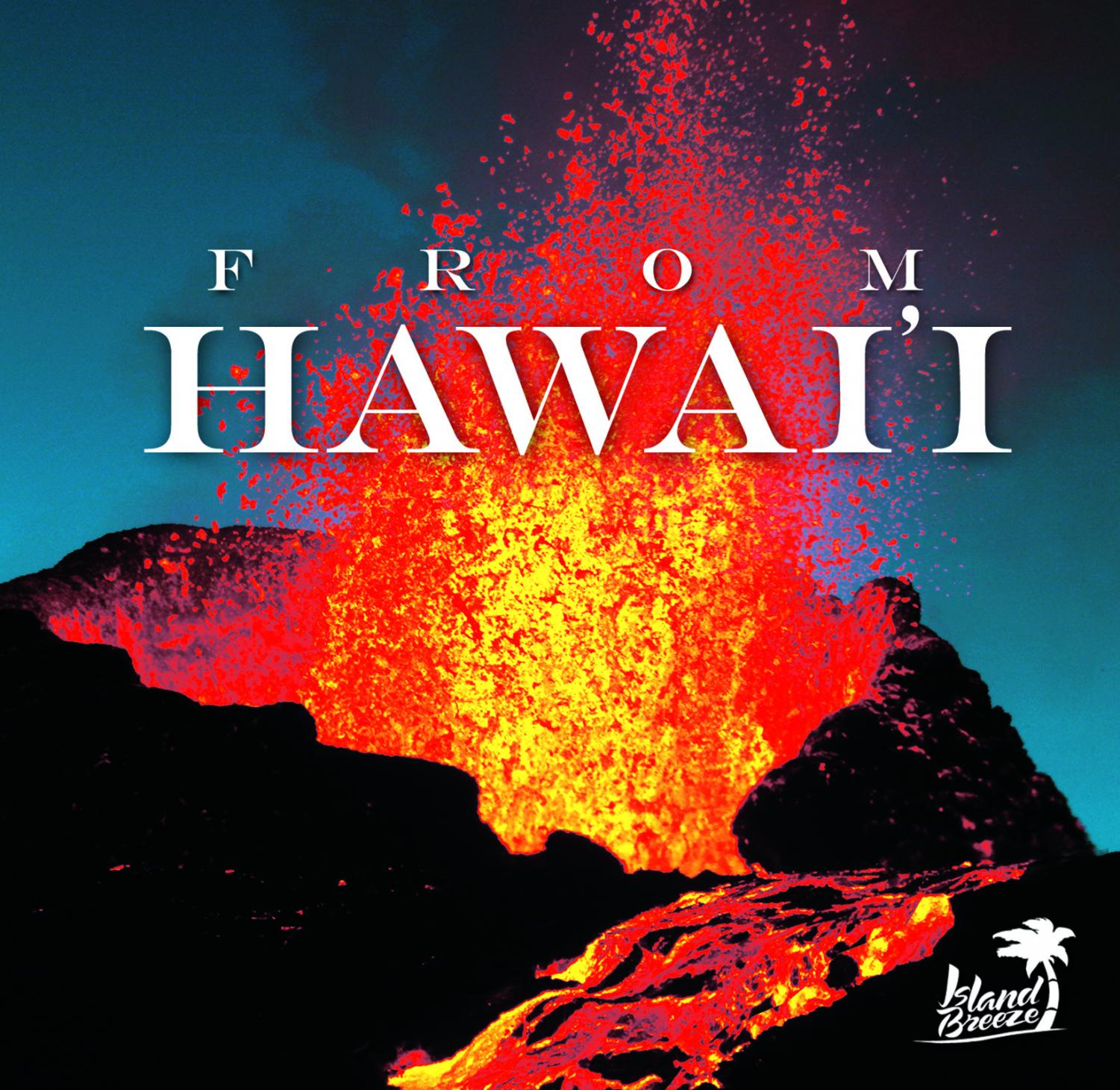The main theme of the Homecoming Dance is based off a Moana luau represented by a volcano