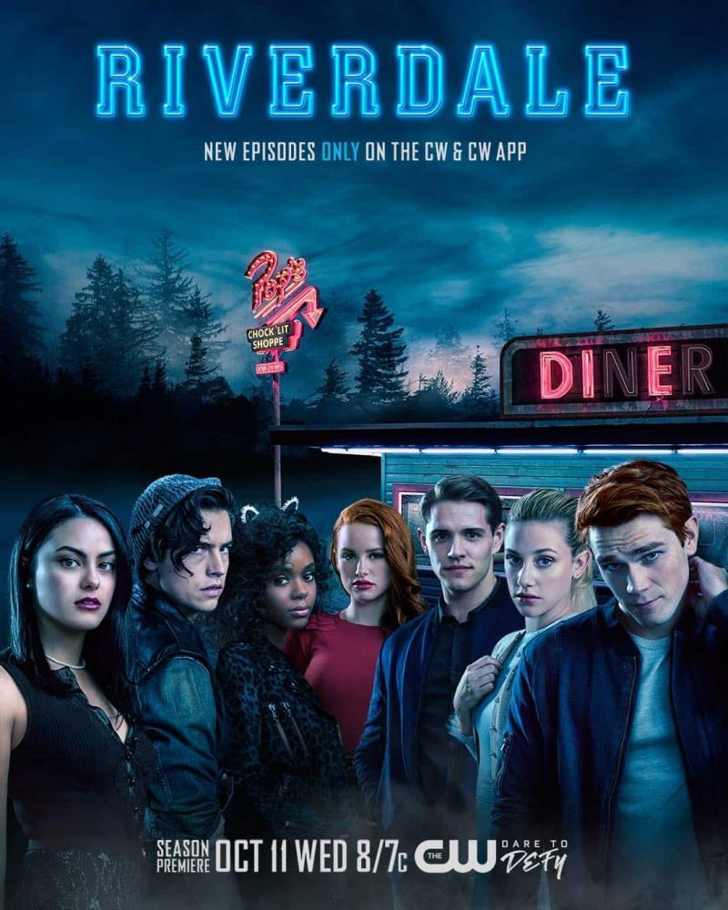 Riverdale season 2 poster.