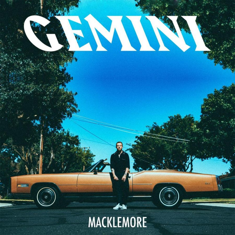 Macklemore%27s+first+solo+album+in+12+years+debuted+at+number+two+of+Billboard%27s+Hot+200+Chart.