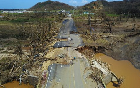 Puerto Rico's streets after Hurricane Maria