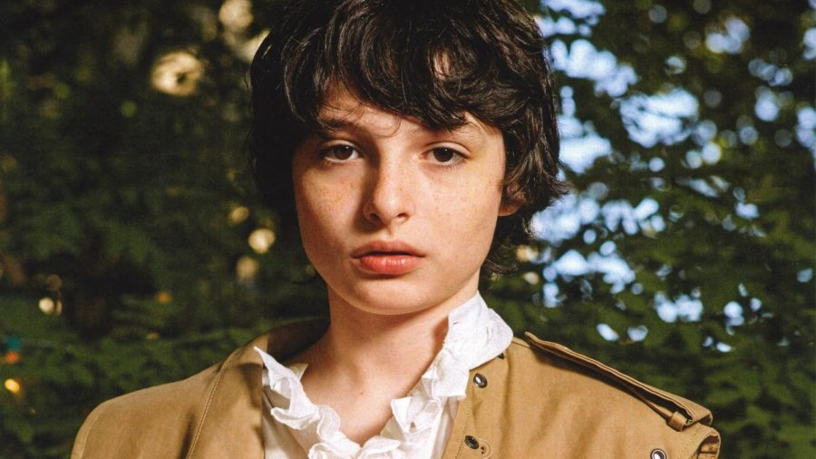 Finn Wolfhard, only 14 years old, is being sexualized by adults.
