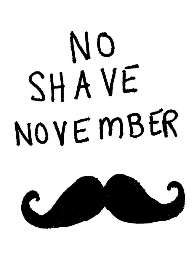 No+Shave+November+is+a+month+long+commitment+that+many+participate+in+to+raise+cancer+awareness.+