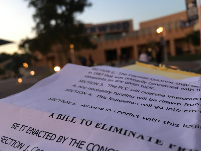Yorba Linda High School Speech and Debate Competes at Northwood