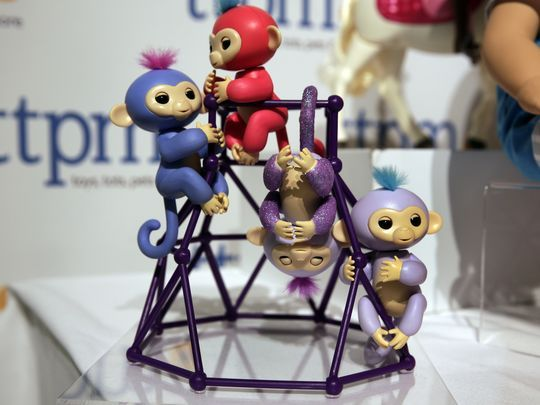 Sold out Fingerlings, one of 2017's most popular toys, are only one of several contributions to the frenzy of the holiday season.