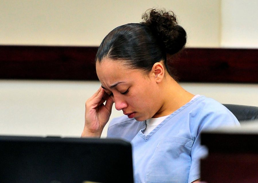 Cyntoia Brown, a victim of sex trafficking, is serving a life sentence in a Nashville prison for murder.