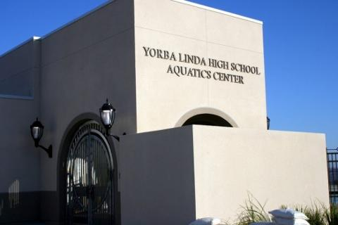 Yorba Linda High School  Aquatics photocredit: YLHS aquatics