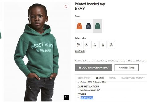 H&M's Hoodie Controversy