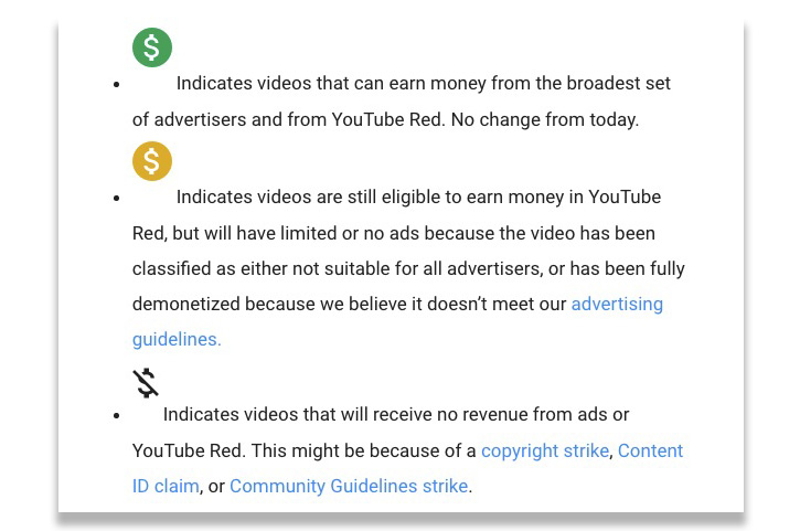 What Is The Deal With Youtubes Demonetization Problem The Wrangler