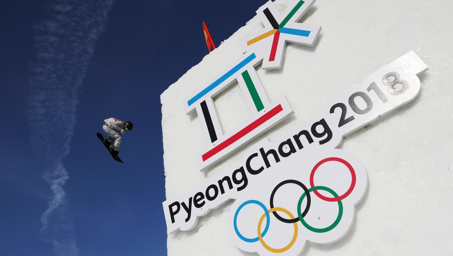 The 2018 Pyeongchang Winter Olympics