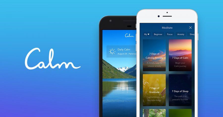 Calm+App