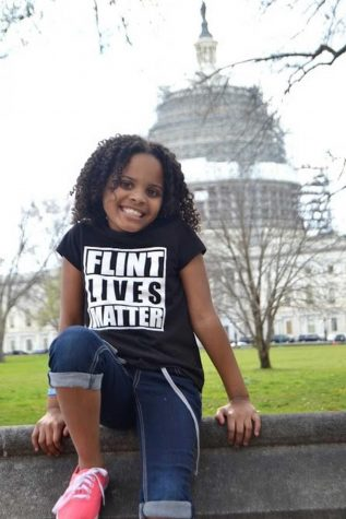 A Young Activist with a Big Heart