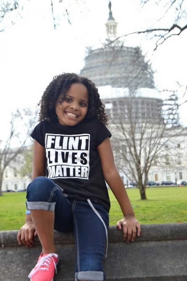 Mari Copeny, or Little Miss Flint, has her goal set on becoming the future president of the United States. Meanwhile she does all she can to help out her local town of Flint, Michigan.