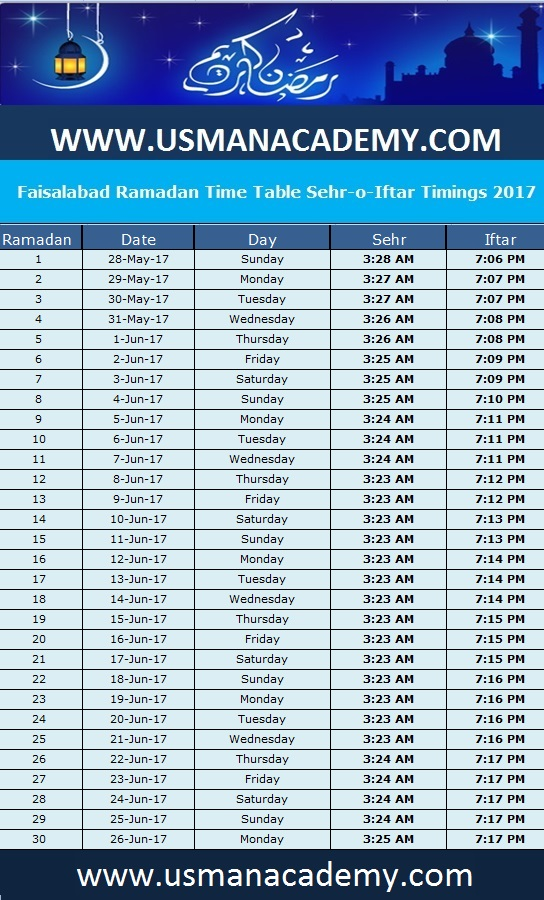 During this month, Muslims all around the world follow their own calendars set to the timings they need based off the time in which the sun sets and rises where they are.