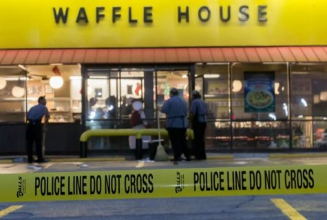 Waffle House Shooting in Nashville