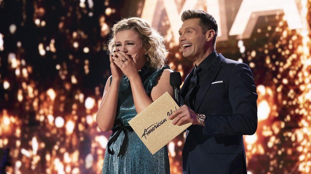 Maddie Poppe wins American Idol 2018.