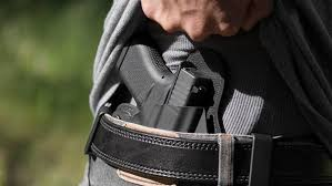 Concealed Carried Weapon(Photo courtesy of KATV)