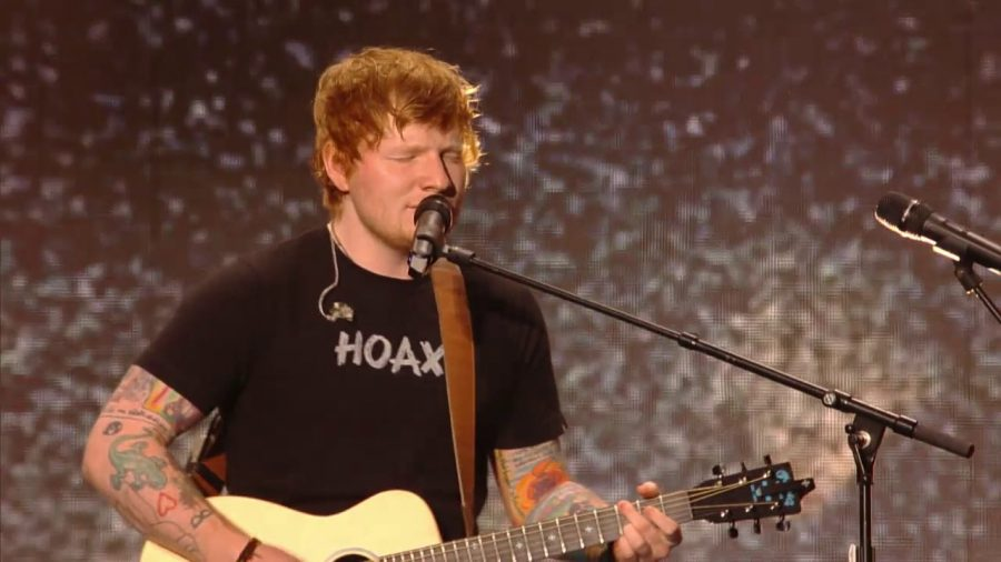 Ed Sheeran swept the 2018 Billboard Music Festival as he won several titles including Top Artist and Top Song Sales. Photo Credit: Axs.com