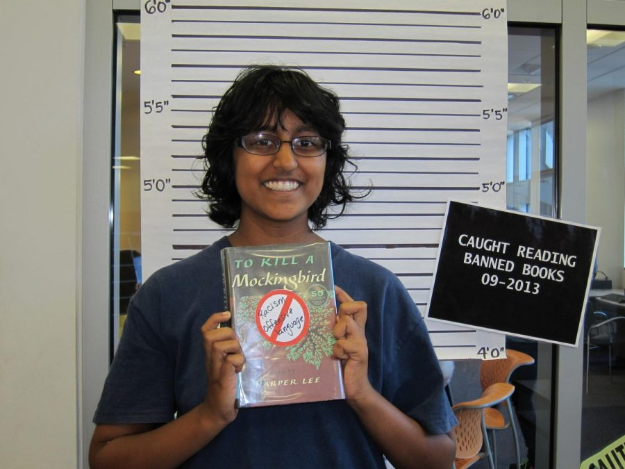 This student in Ohio rebels against the banning of her favorite book, To Kill a Mockingbird.