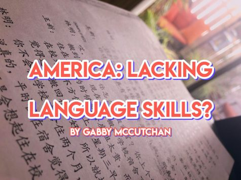 America: Lacking Language Skills?