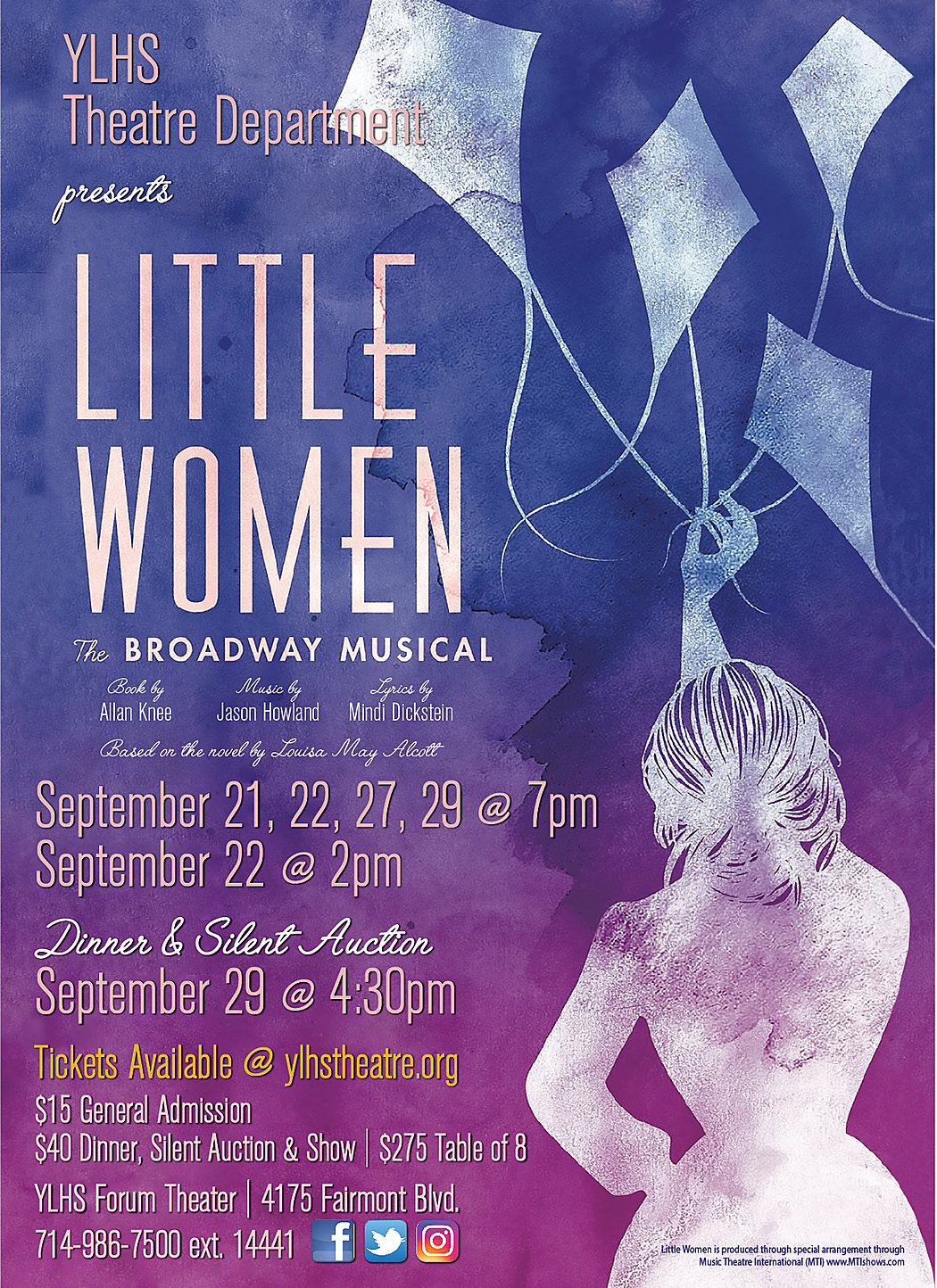The official Little Woman poster.