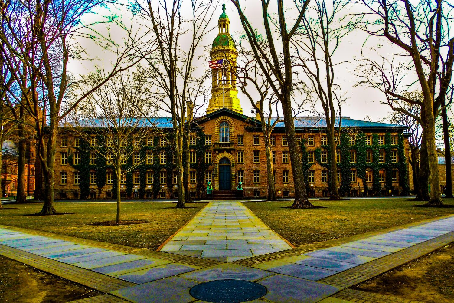 Princeton University is U.S. News's number one college in America.