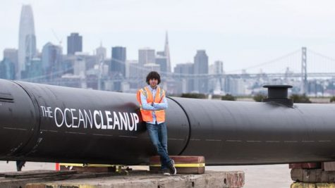 New Man Made Metal Rod to Aid in Pacific Ocean Plastic Crisis
