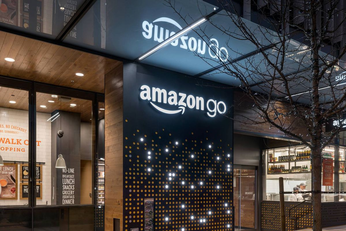 Amazon Go located in Chicago