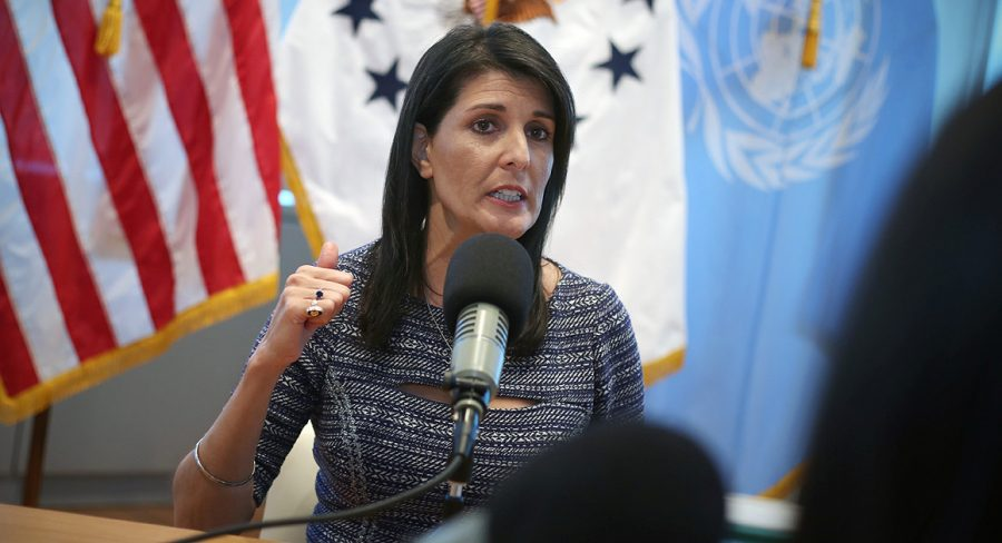 Nikki Haley is a beloved figure by members of both the left and the right.