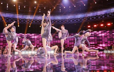Quad squad's first performance on the show.