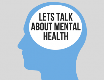 Let's Talk About Mental Health; Photo courtesy of California State PTA
