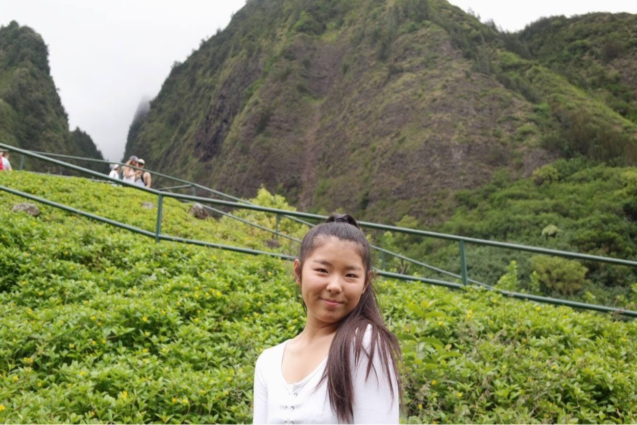 Sarah Kim is an exceptional junior at Yorba Linda High School.