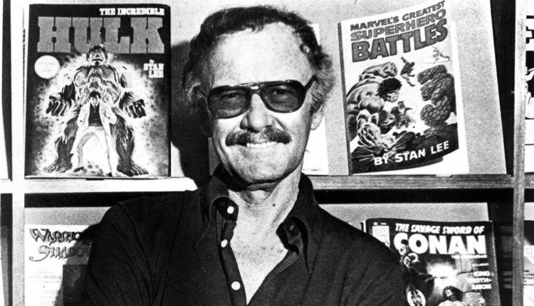 Comic-book+writer+and+publisher+Stan+Lee+passed+away+on+November+12.
