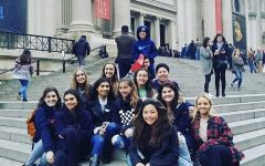YLHS Newspaper and Yearbook Take New York!