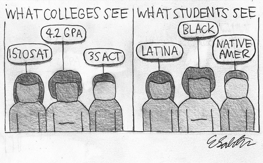 Affirmative action is doing more harm than good.