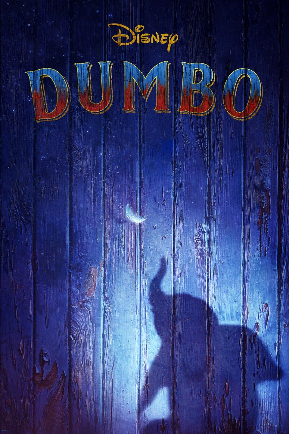 Dumbo, which will be released in 2019, is one of numerous upcoming live-action adaptations.