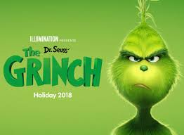 THe Grinch Movie Poster(Photo courtesy of Universal Studios)