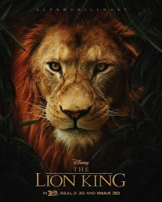 The Lion King will be available in theaters starting July 19, 2019.