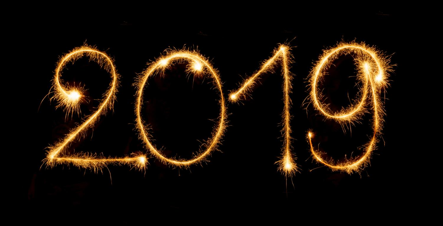 The year of 2019 is anticipated to be an exciting, yet nostalgic year.