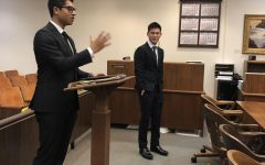 Mock Trial Season Ends and Begins Preparation For Next Year