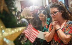 Richard Nixon Foundation's Christmas Tree Dedication