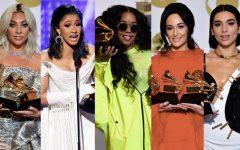 Grammy Awards: Women Domination
