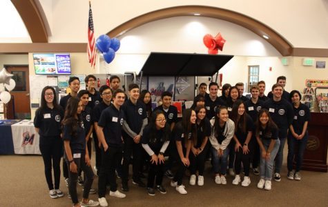 YLHS Business Leadership and Management held their soft opening on March 11th in the YLHS Library.
