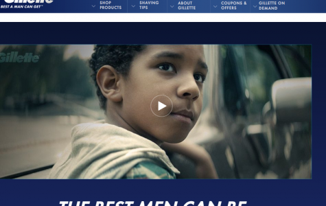 Gillette's ad aimed to address toxic masculinity faces backlash and controversy (photo courtesy of Washington Times)