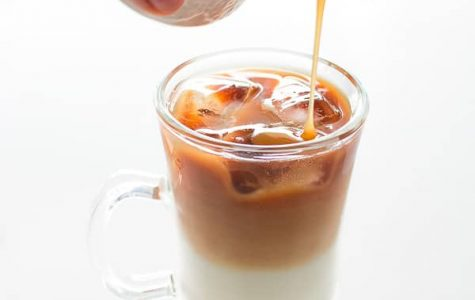 iced coffee drink; photo courtesy of Cooktoria