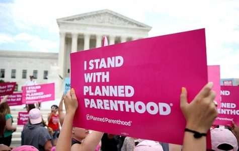 Despite extreme opposition, Trump proves once again that he does not care for the well being of the people of this country by attempting to block people to access services from Planned Parenthood.