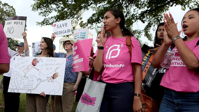 Planned Parenthood under the new funding rules