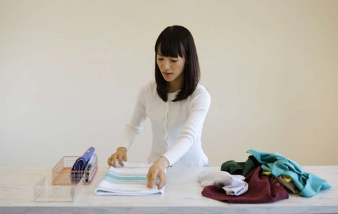 The Marie Kondo wave is affecting people all around the world. Photo Credits: www.thekitchn.com
