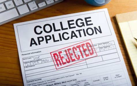 College acceptance rates have dropped significantly over the years.