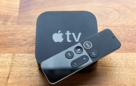 Above, new platforms like Apple TV continue to take over the streaming world.