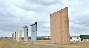 The Trump Wall has made subtle progress. Photo Credit: www.politico.com